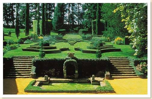 Autour de sarlat for Visiter les plus beaux jardins anglais
